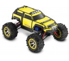 Traxxas 1:16 Summit VXL [Brushless] Geel