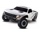 Traxxas Ford F-150 SVT Raptor XL5 [Brushed] White