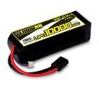 Yellow RC 7.4V 10000mAh 2S 35C LiPo Accu