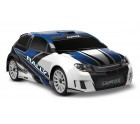 Traxxas LaTrax 1:18 Rally [Brushed] Blue
