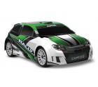 Traxxas LaTrax 1:18 Rally [Brushed] Green
