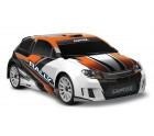 Traxxas LaTrax 1:18 Rally [Brushed] Orange