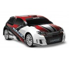 Traxxas LaTrax 1:18 Rally [Brushed] Red